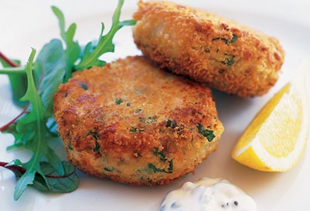 Salmon Fish Cake Dipping Sauce